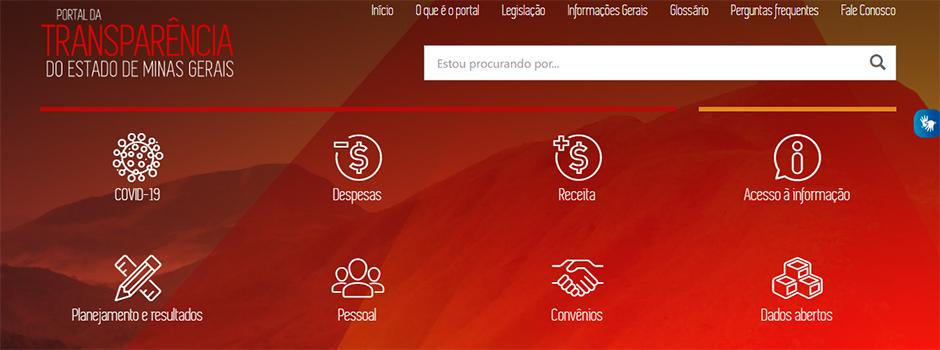 Minas Gerais lidera ranking nacional de transparência pública